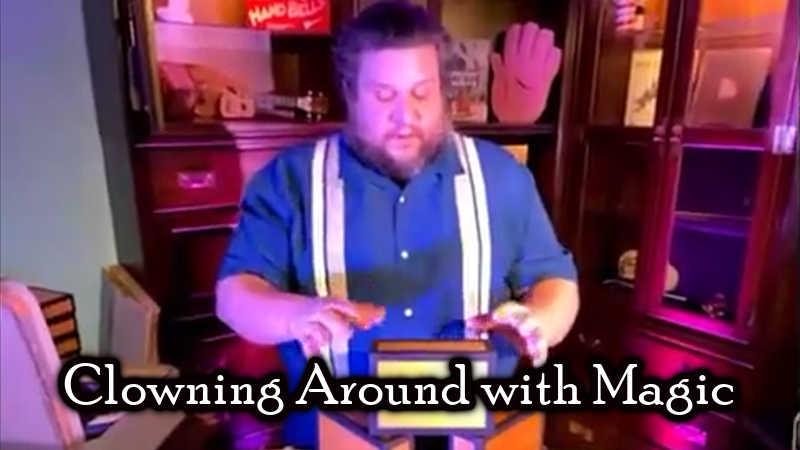 clowning-around-with-magic